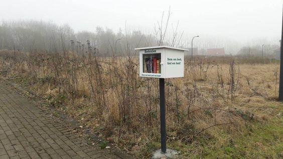 Boekenbox Liedekerke 18