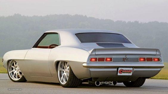 1969 Chevrolet Camaro Z/L1