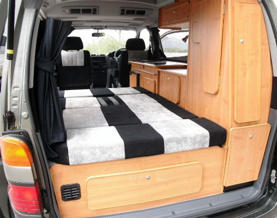 Atlas Campervan Bed