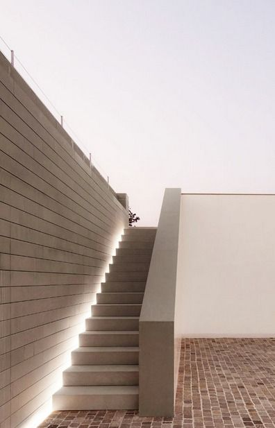 Best Clean Outdoor Staircase At The 'Casa Delle Bottere By 400 x 300