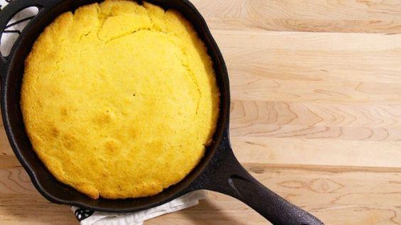 Pain de maïs - Recettes de cuisine, trucs et conseils - Canal Vie