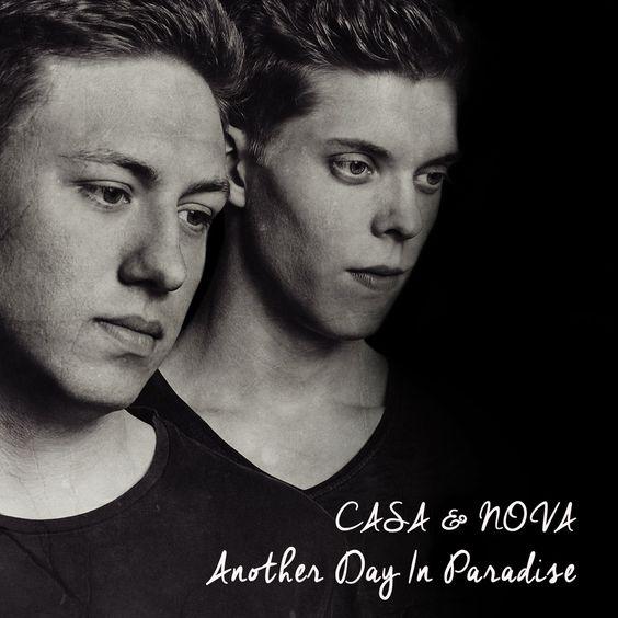 """DJ Duo Casa & Nova veröffentlichen Remake des Phil Collins Welthits """"Another Day In Paradise"""""""