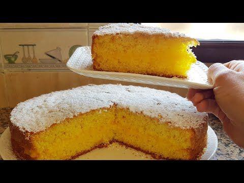 كيكة البرتقال بالكريمة وصفة اسبانية سهلة و مداق رائع حلوة بالليمون Youtube Desserts Food Cake