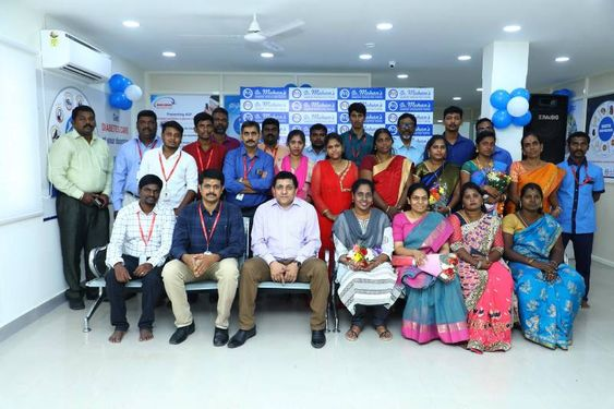 Dr Mohan's Diabetes Specialties Centre launches its 50th Centre in Porur