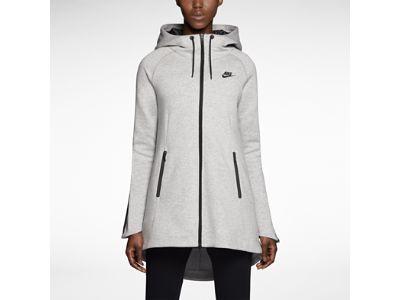 Love this look! Nike Tech Fleece Aeroloft Women's Parka. Quilted ...