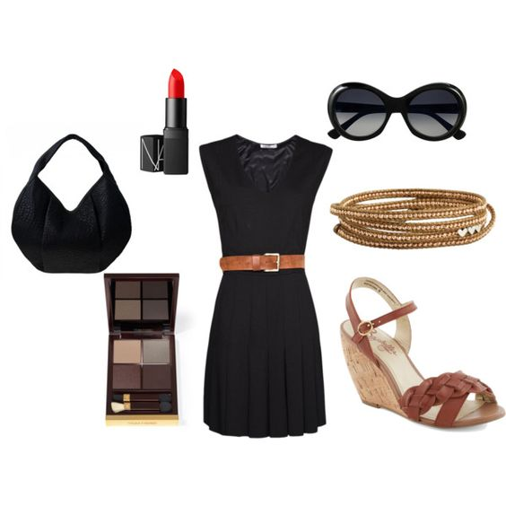 """day Lbd"" by daniella-nagus on Polyvore"