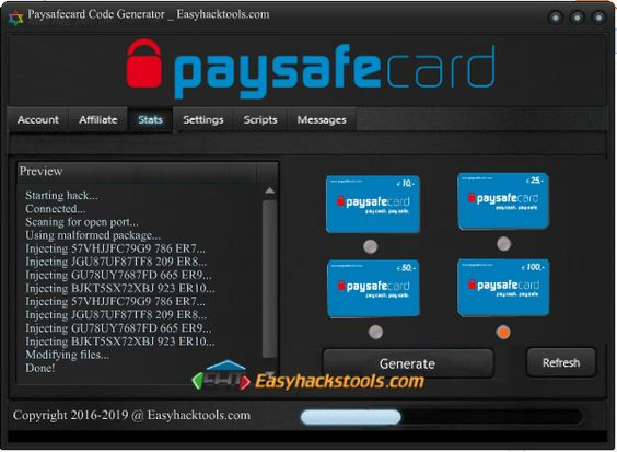 Where Can I Use Paysafecard