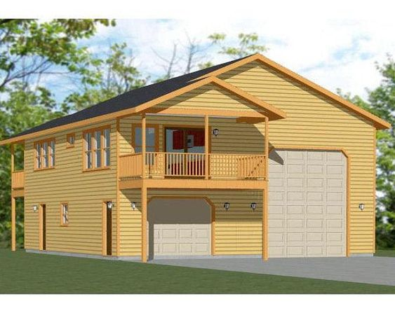 46x48 House 3 Bedroom 2 Bath 1 157 Sq Ft Pdf Floor Plan Instant Download Model 3 With Images Garage House Plans Shed Building Plans Floor Plans