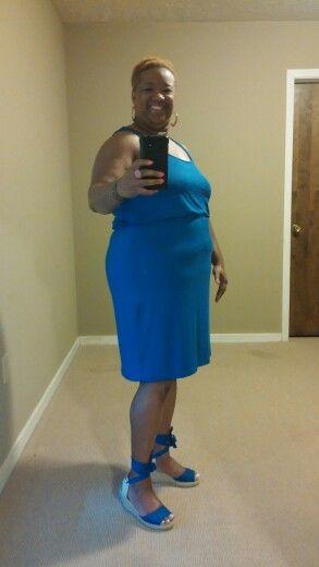 Sassy Sunday Dress