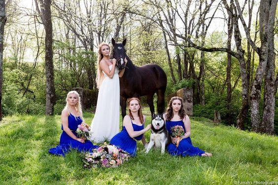#GameOfThrones #BridesmaidsWithBride #SmithViewPavilion #Farrahsphotography #MaryvilleTN