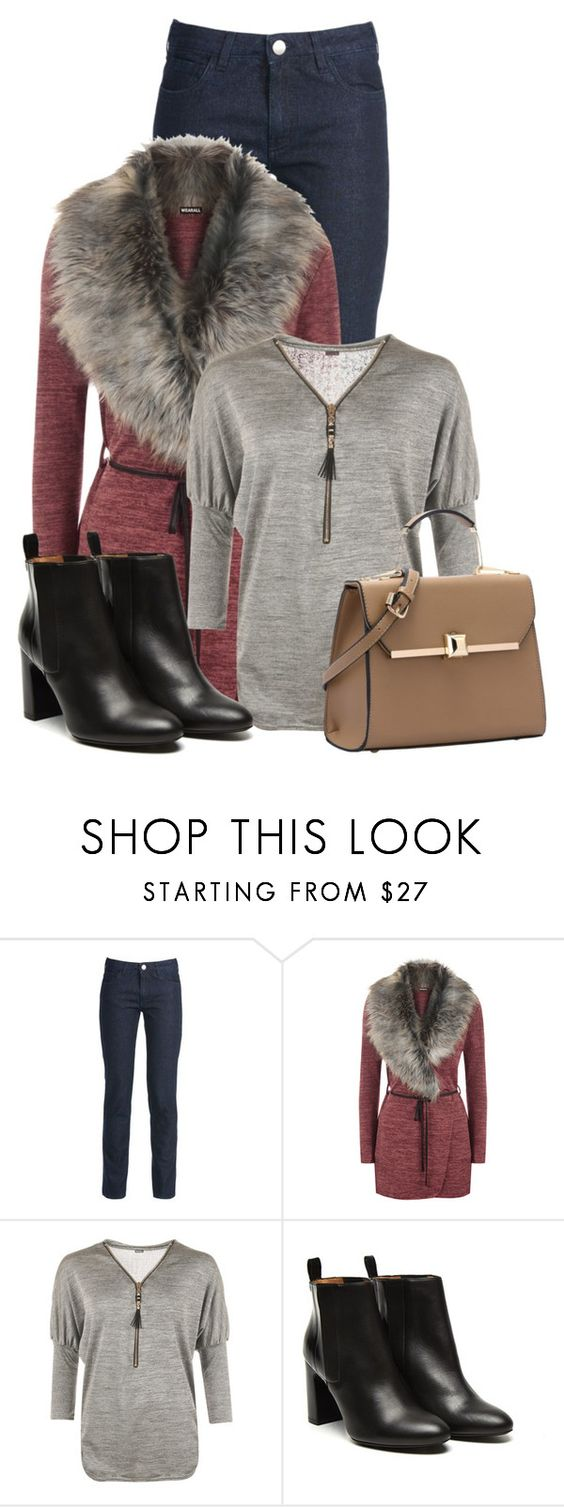 """""""Untitled #12188"""" by nanette-253 ❤ liked on Polyvore featuring George J. Love, WearAll and Stephane Kélian"""