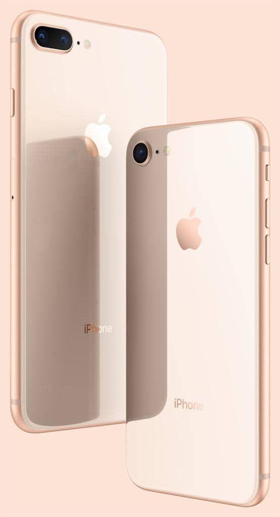 Iphone 8 Plus Gold Vs Rose Gold