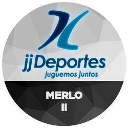 Dirección: Av. Libertador Nº 330 Merlo – Buenos Aires, Argentina  Teléfonos: 0220- 483- 5191 / 483- 4581  Sucursal Nº 13 Todo para el deporte en un mismo lugar Visita nuestro sitio www.jjdeportes.com.ar