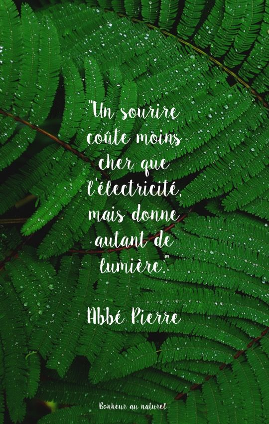 Fond d'écran // Citation Abbé Pierre
