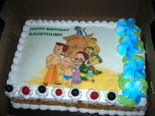 Chota Bheem Images For Birthday Cake : Chota Bheem Photo Cakes Chota Bheem Pinterest Photos ...