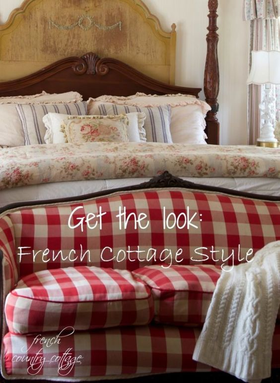 Get the French Cottage look in a few easy steps bHome.us