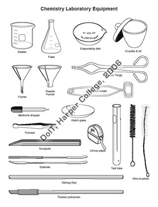 Worksheets Biology Laboratory Equipment Names lab equipment labs and names on pinterest pictures