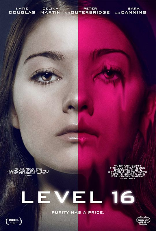 Level 16 Movie Clips And New Poster Https Teaser Trailer Com Movie Level 16 Starring Katie Douglas Celina Martin Full Movies The Darkest Minds Levels