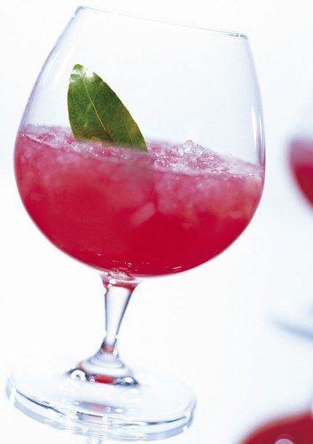 Rouge Champagne : recette du Rouge Champagne - Cocktails : recette de cocktail