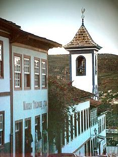 Diamantina, Brazil is one of my all time favorite cities in all of the country.  Fabulous and a place I can spend a week or two every year!  If you go to Minas Gerias, you must see Diamantina!