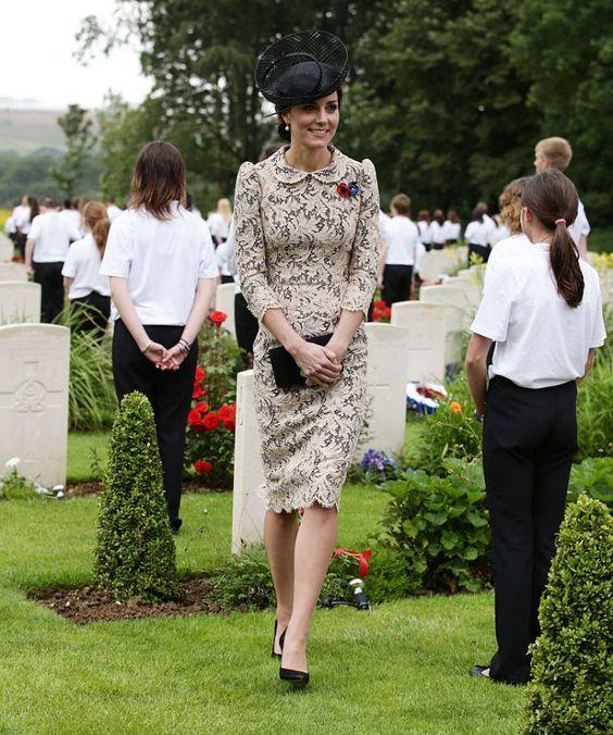 #ootd: Look des Tages - #HerzoginKate #StarStyle #Royals