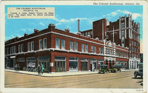 Vintage Postcard Featuring The Odd Fellows Building 1912 On