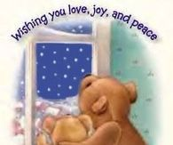 Wishing You Love, Joy And Peace. Today, Tomorrow And Always!