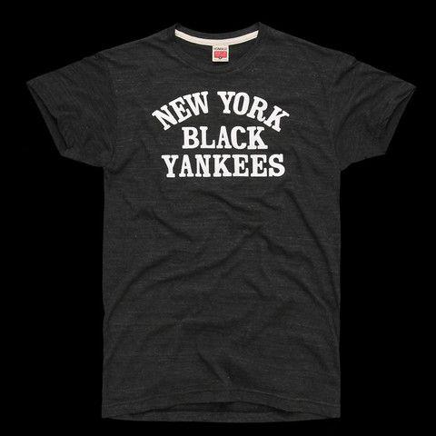 New York Black Yankees Negro League t-shirt  c2ae07e889c