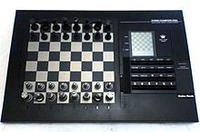 Chess - 1990s chess-playing computer