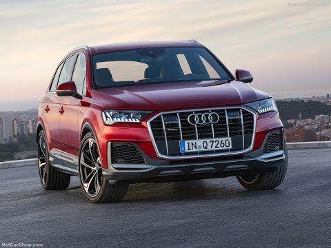 2020 Audi Q7 Design Audi Q7 Audi New Audi Q7