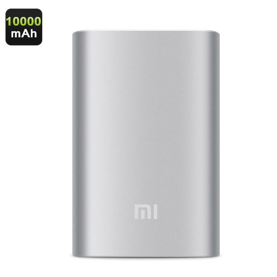 Xiaomi 10000mAh Power Bank - 4 LED Charge Indicators Lightweight And Sleek Design