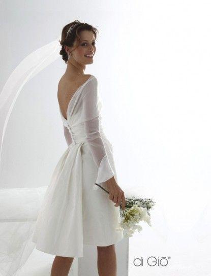abiti da sposa corti - Cerca con Google