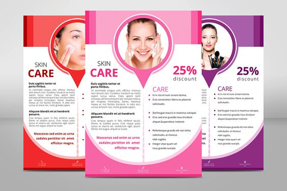 University College Study Flyer by Business Templates on - sample preschool brochure