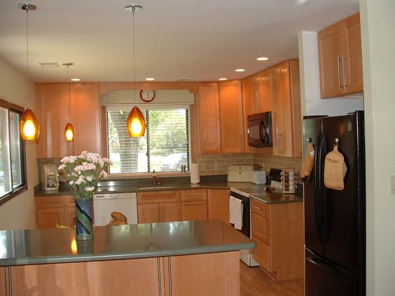 New Kitchen And Kitchen Design Ideas In Houses New Designs That
