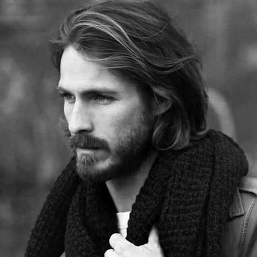 30 Best Hairstyles For Men With Thick Hair 2020 Guide Mens Hairstyles Thick Hair Thick Hair Styles Long Hair Styles Men