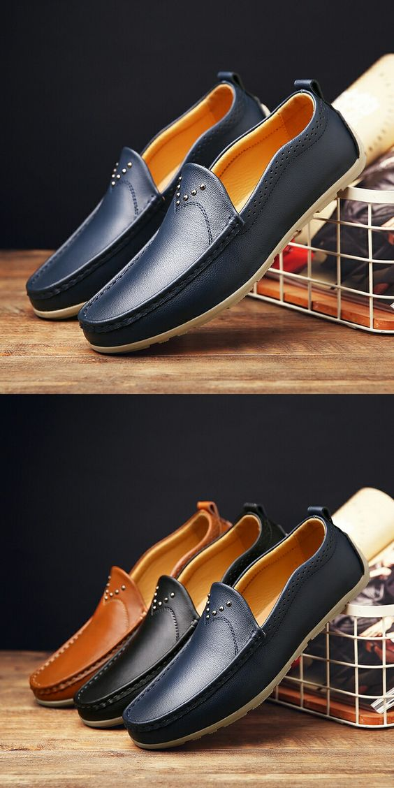 >> Buy here << Prelesty Classic Design Delicate Luxury Brand Men Loafers Soft Moccasins Mens Casual Flats High Quality Driving Boat Shoes