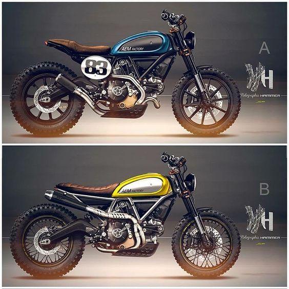 Instagram, F... Ducati Facebook