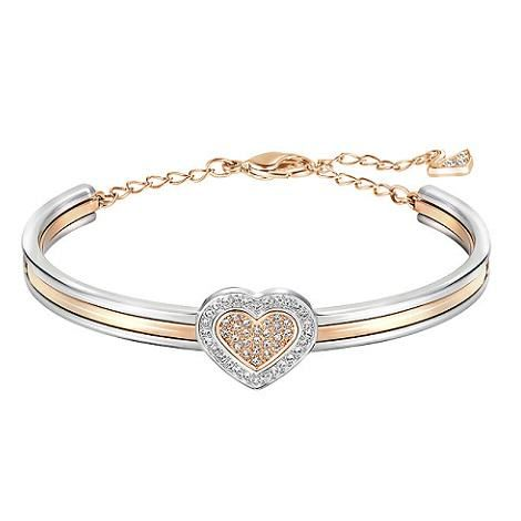 Collection Saint Valentin, bijoux Swarovski