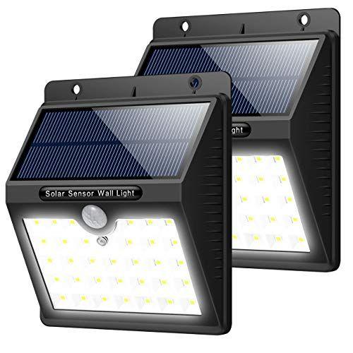 Lampe Solaire Extérieur Trswyop 33 LED Eclairage Solaire