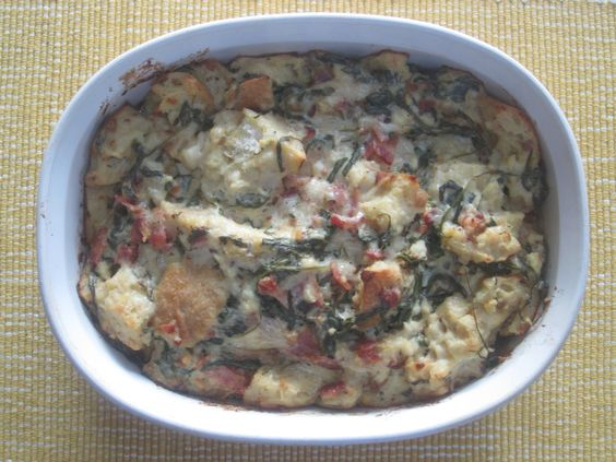 Savory bread puddings, Breads and Bread puddings on Pinterest
