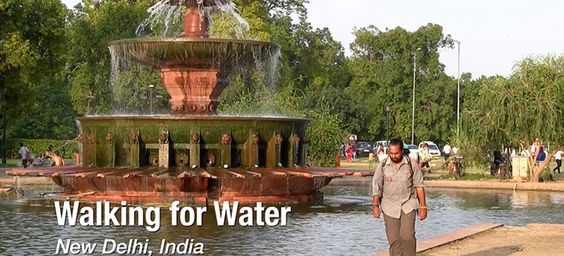 Man Walking 15 Countries On Foot #travellingcountrybywalk #savewater