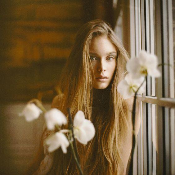 """perpassareiltempo:  """"French flowers. by kaunau  """""""