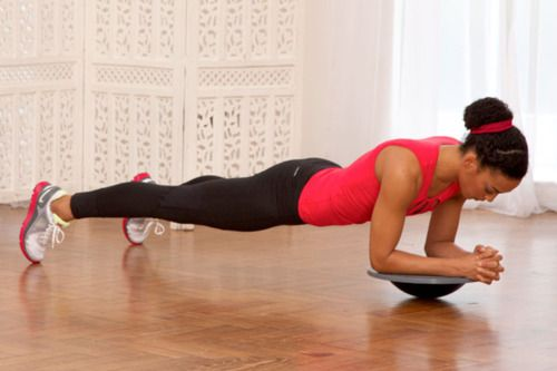 Challenge #7 - hold plank pose for 2 minutes everyday for 7 days... not so easy...