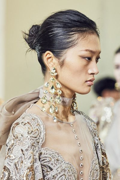 Elie Saab at Couture Spring 2020 - Livingly