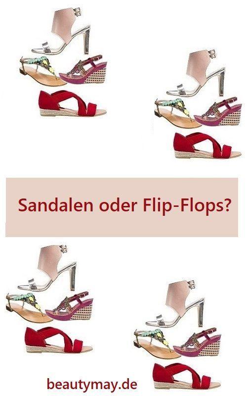 Sandalen, Zehentreter oder Flip-Flops – alle sind im Sommer ein idealer Begleiter und versprühen durch ihre lockere und lässige Leichtigkeit an heißen Tagen einzigartigen Urlaubsflair. Die süßen Treter lassen sich spielend und ganz easy zum Arbeits- oder Freizeitoutfit kombinieren. Flip-Flops sind heutzutage gar nicht mehr wegzudenken. Ob am Strand, in der Stadt oder auf dem Balkon – die praktischen Badelatschen machen nicht nur gute Laune, sie machen auch in allen Lebenslagen eine gute Figur...