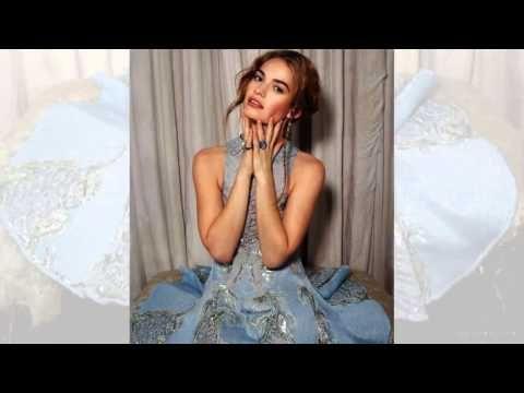 Cinderella / Lily James Slideshow - YouTube