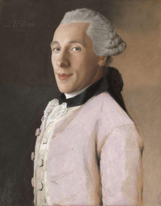 Joachim Rendorp, Jean-Etienne Liotard, 1757