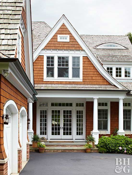 Choose The Best Material For Your Home S Exterior With Our Guide To Siding Options House Exterior House Siding Options Best Exterior House Paint
