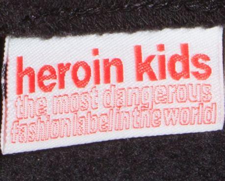 #HeroinKids // the most dangerous fashion brand in the world #streetwear #berlin