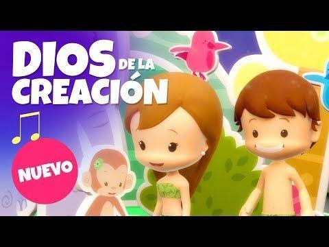 Dios De La Creación Pequeños Héroes Canción Infantil Youtube La Creacion Para Niños Canciones De Niños Canciones Infantiles
